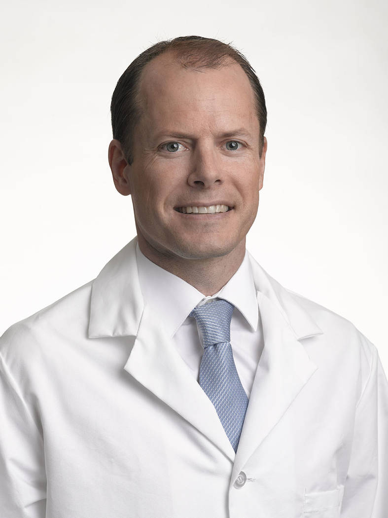Dr. John Kane, MD joins Southwest Medical's Eastern Health Care Center (4475 S. Eastern Ave.) and specializes in urgent care.