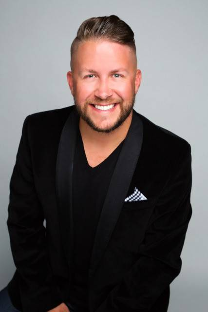 Travis Turner, co-chair, Fanfare!, The Smith Center for the Performing Arts