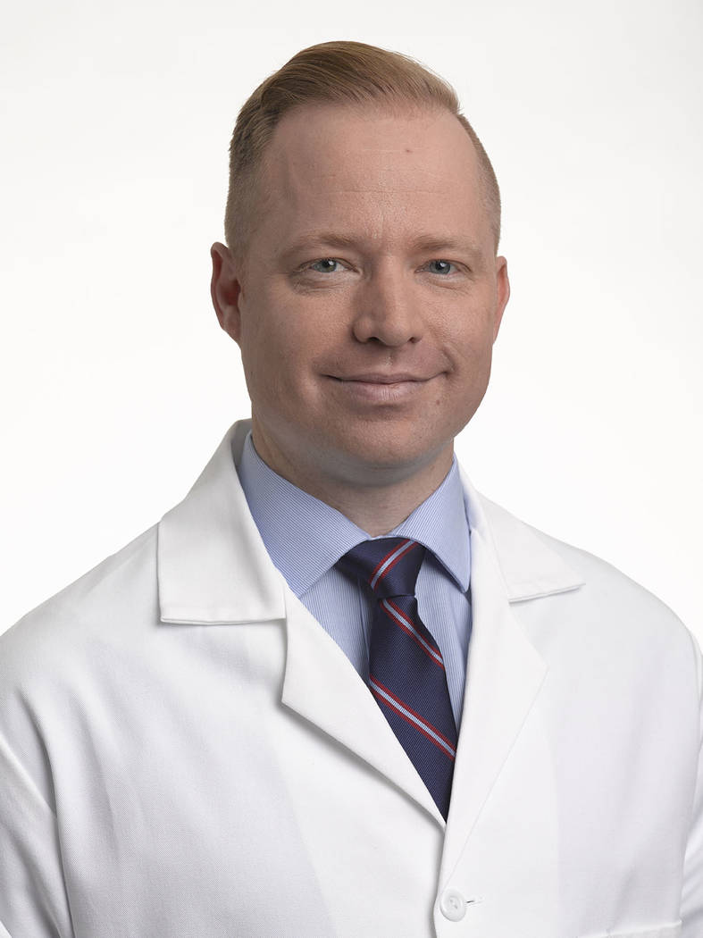 Dr. William Dalrymple, DO joins Southwest Medical's Lake Mead Health Care Center (270 W. Lake Mead Parkway, Henderson) and specializes in adult medicine.