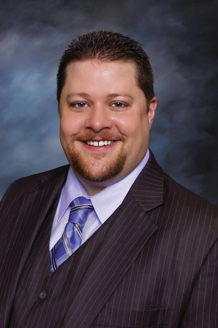 Chris Bishop, 2018 GLVAR president