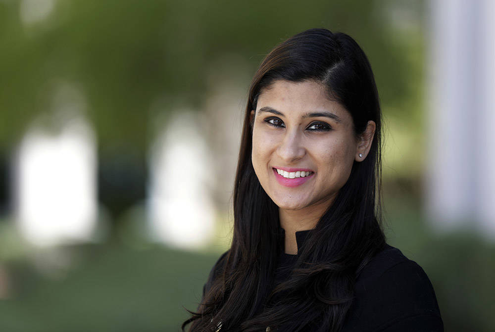Samiyah Hoodbhoy, physician assistant, Comprehensive Cancer Centers of Nevada