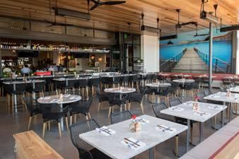 Masso Osteria Italian eatery will open inside Red Rock Resort in February. (Station Casinos)