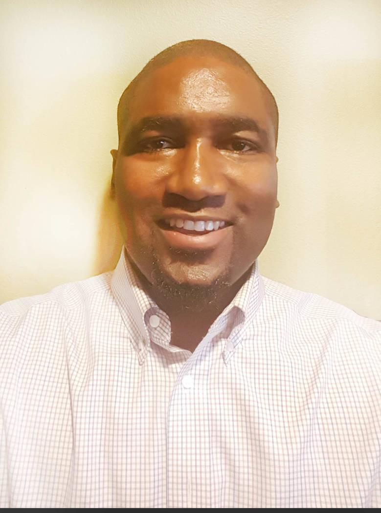 Marcus Sherfield, Career Pathways coordinator, Jobs for Nevada's Graduates