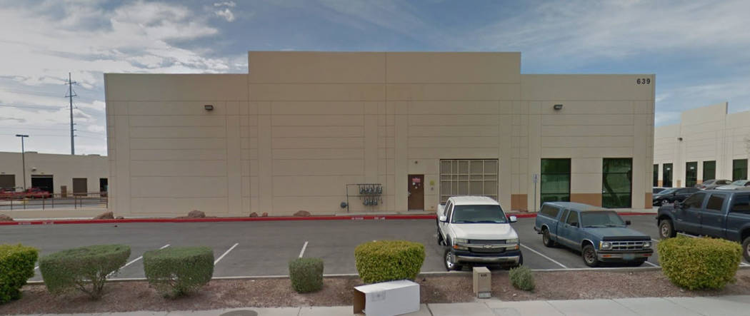 Pride Communications Inc. has leased 6,000 square feet of industrial space at 639 E. Brooks Ave., Ste. 206-207, in North Las Vegas. (Courtesy)