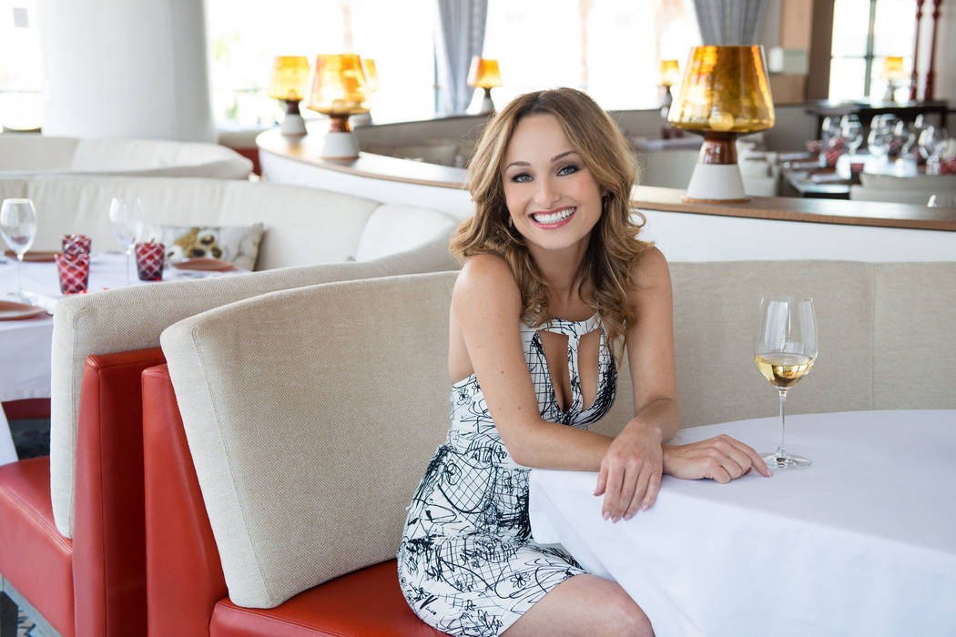 Nevada Ballet Theatre has announced that chef Giada De Laurentiis will be honored as its Woman of the Year for the 34th Annual Black & White Ball.