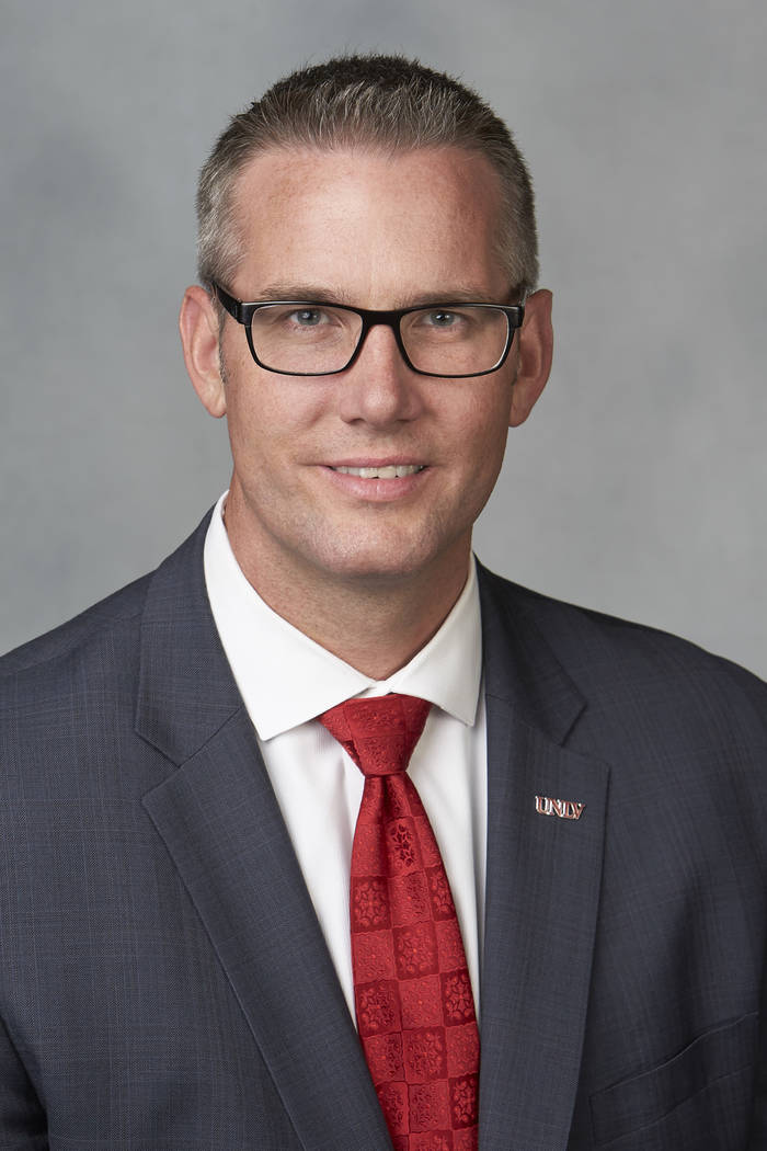 Scott M. Roberts, president of the UNLV Foundation and vice president of the UNLV Division of Philanthropy and Alumni Engagement, was appointed to the Blackbaud Higher Education Executive Advisory ...