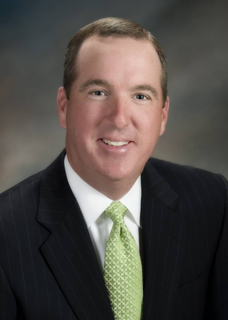 Al Welch, Bank of America Las Vegas market president
