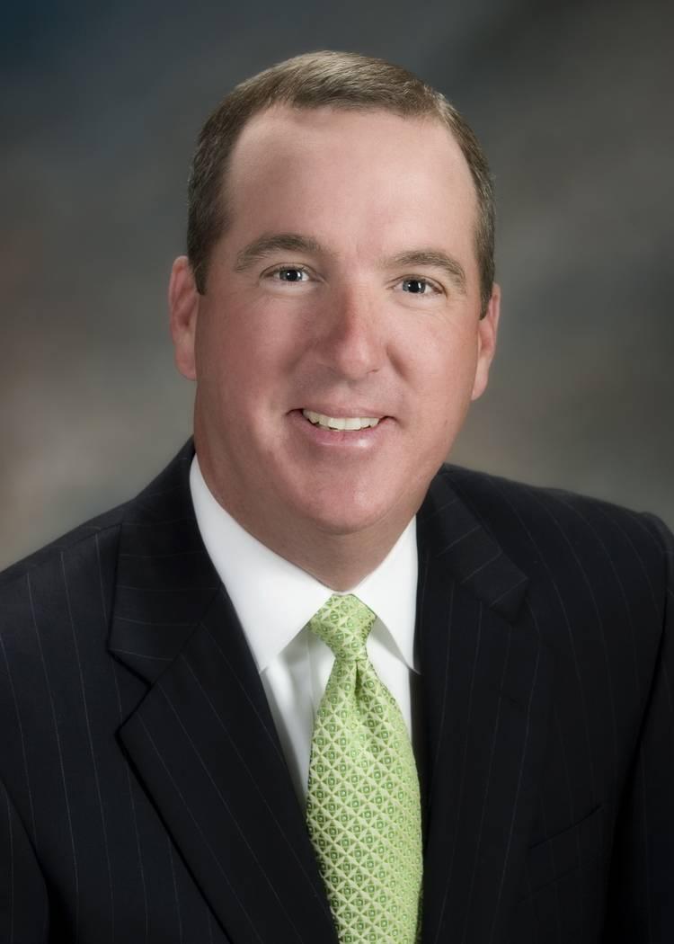 Al Welch, Bank of America Las Vegas market president