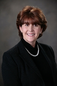 Carole Fisher, president and CEO of Nathan Adelson Hospice