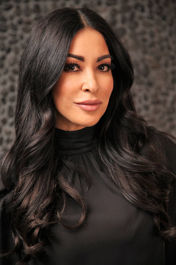 Lissette Waugh, founder, L Makeup Institute