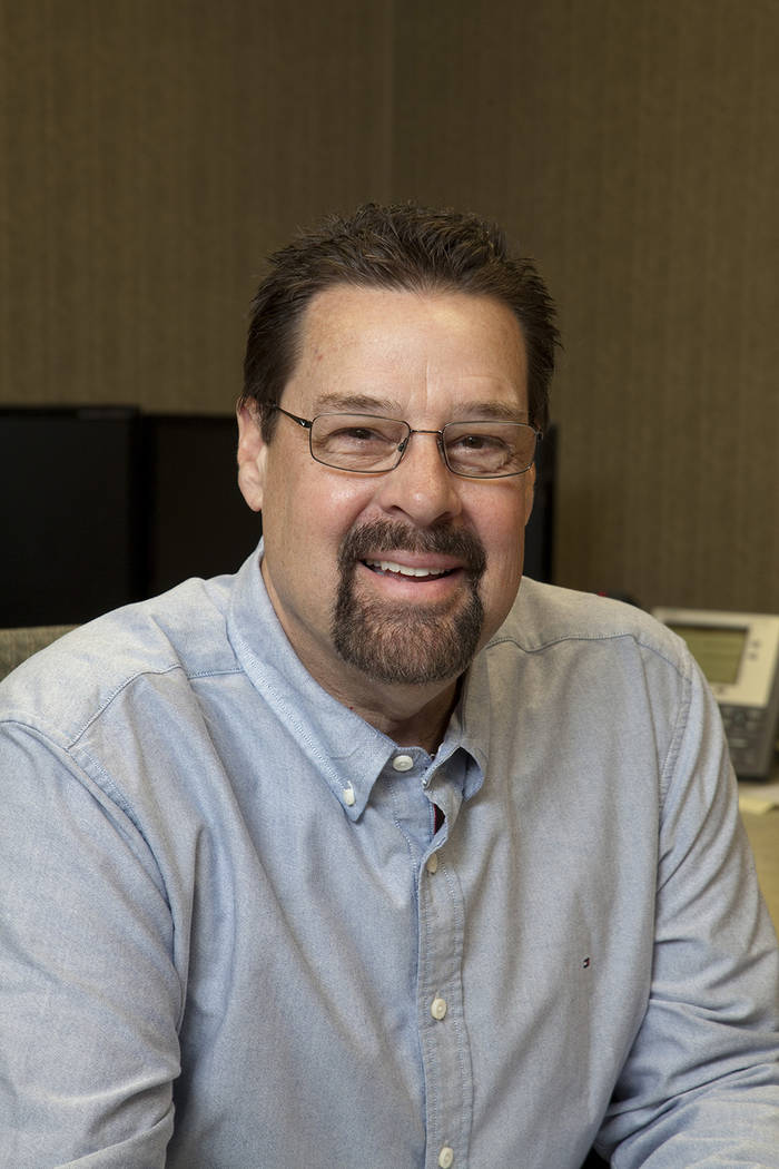 Bob Cunningham, vice president of business development and marketing, SR Construction