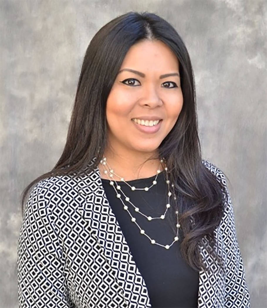 Darlene Navarro, director of human resources, Interblock