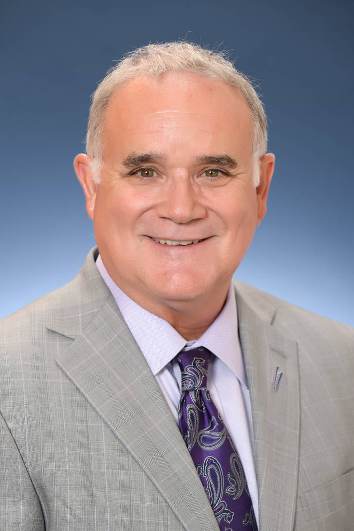 Patrick Moore, vice president and Southern Nevada group manager, Personal and Business Banking Division, City National Bank