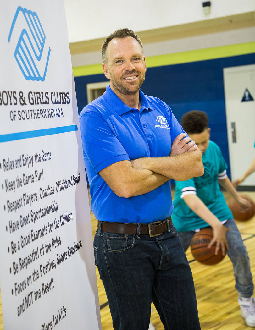 Andy Bischel, president and CEO, Boys & Girls Clubs of Southern Nevada