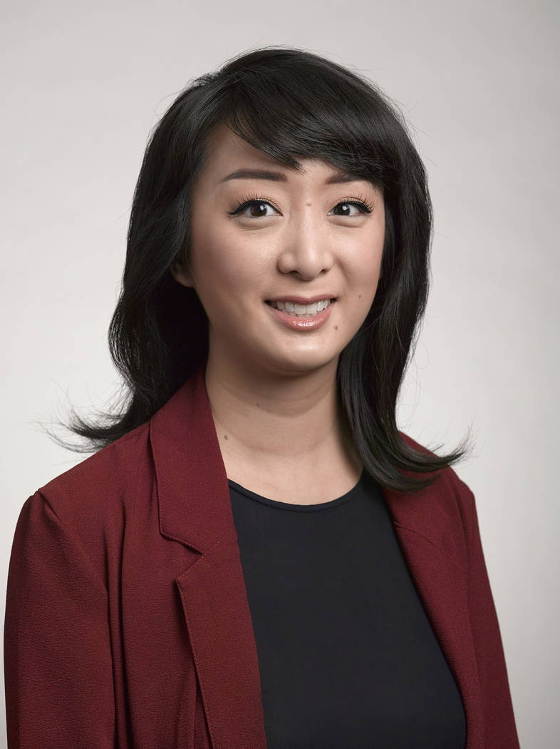 Karissa Tan, nurse practitioner, Nevada Cancer Specialists