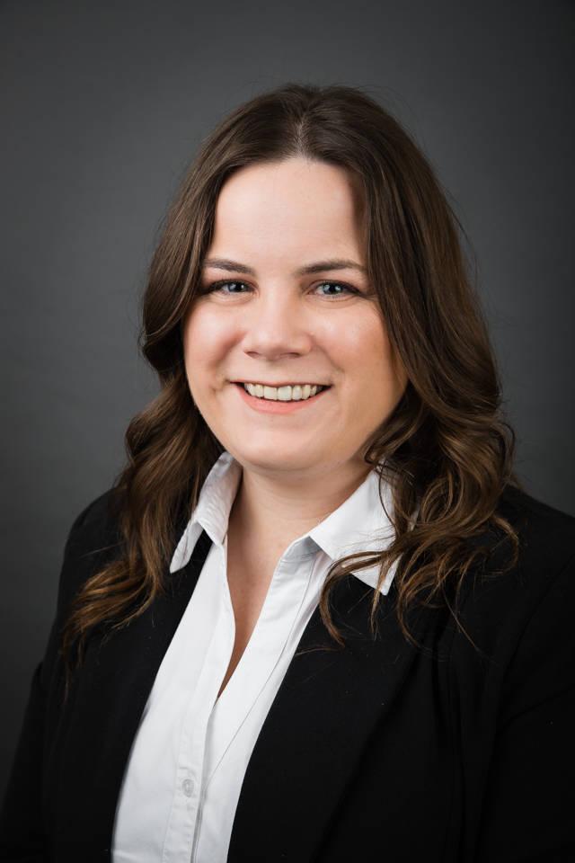 Dani Eaton, tax senior associate, Piercy Bowler Taylor & Kern