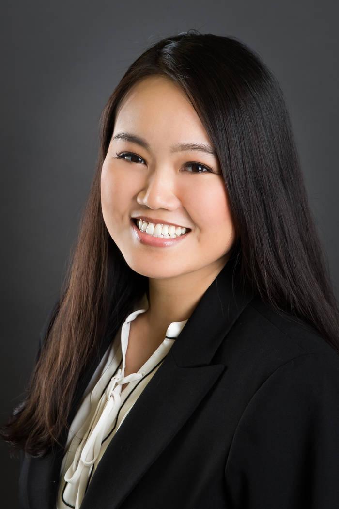 Tingting Wong, audit senior associate, Piercy Bowler Taylor & Kern