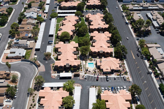 Sunroad Enterprises of San Diego has acquired Avery Park Apartments at 2200 N. Torrey Pines Drive.