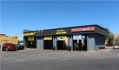 Marcus & Millichap has announced the sale of Meineke/Econo Lube N' Tune, a 2,828-square-foot, net-leased property at 842 N. Nellis Blvd. The asset sold for $1,230,000.