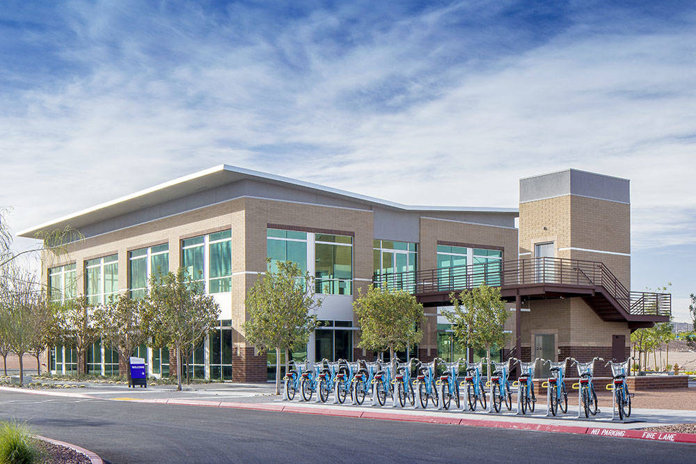 Cadence in Henderson, a project of The Land Well Co., had 456 sales in 2017, a 36 percent gain from 335 in 2016.  (Cadence)