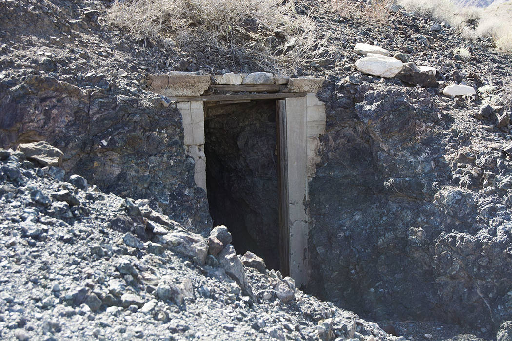 The Rockefeller Mine hasn't been mined since prior to World War II. (Tom Love Group)