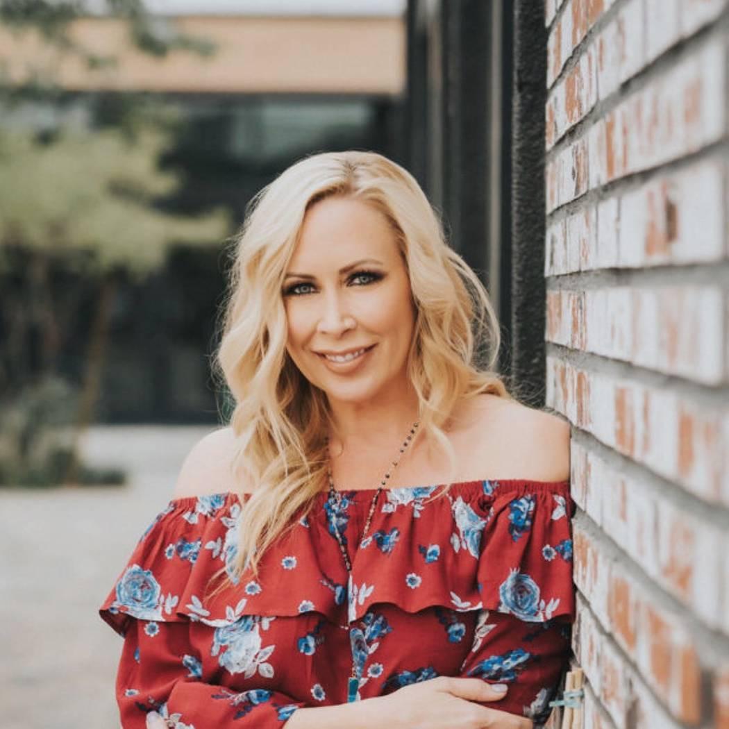 Jennifer Vaughan, director of communications — fine arts, UNLV