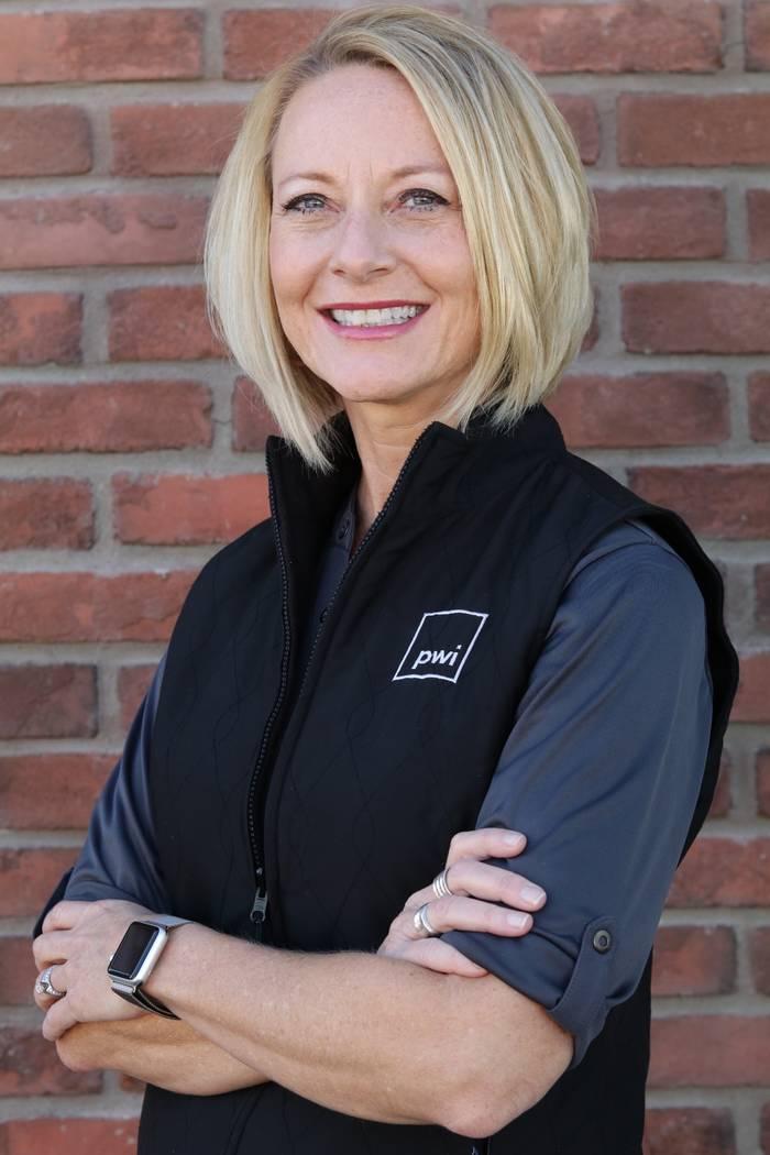 Mary Lipka, vice president, PWI Construction Inc.
