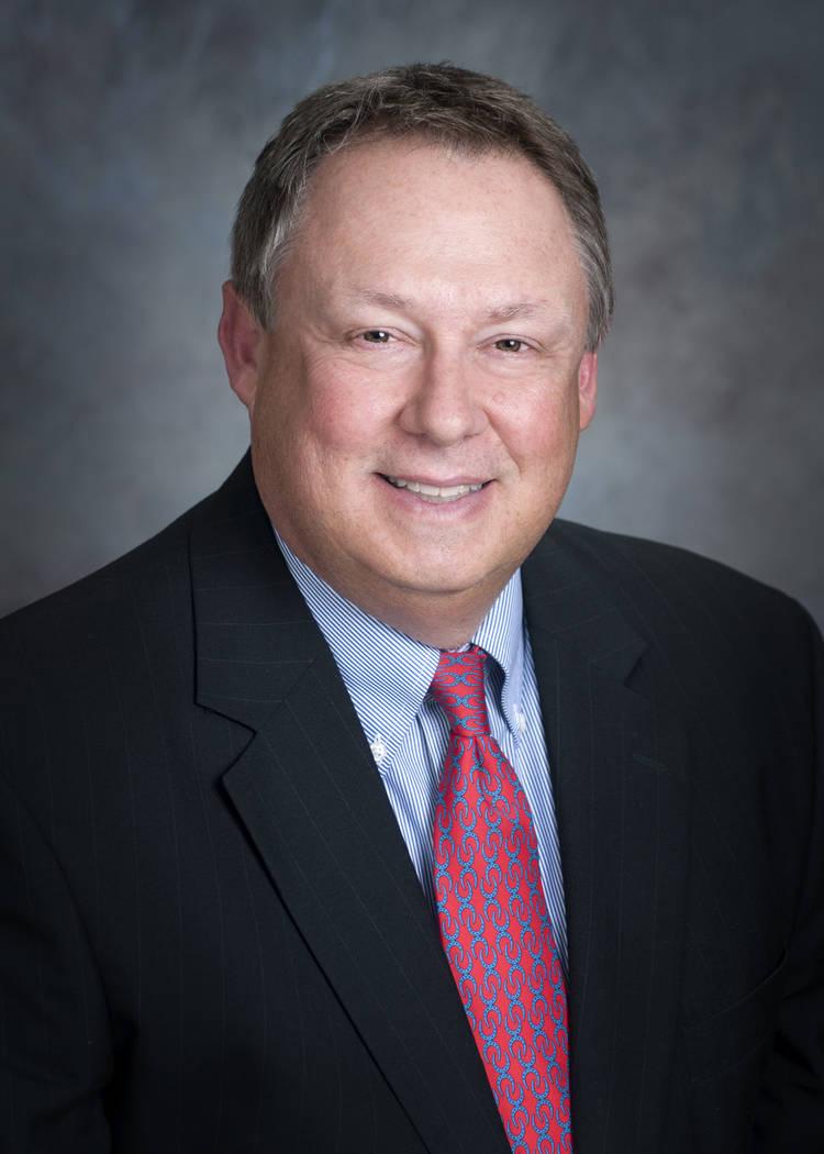 Philip Potamitis, executive vice president, commercial lending, Bank of Nevada