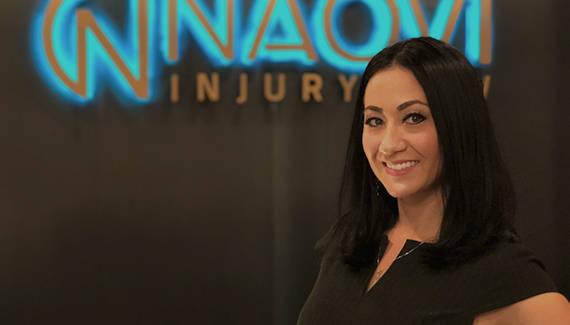Sarah Banda, attorney, Naqvi Injury Law