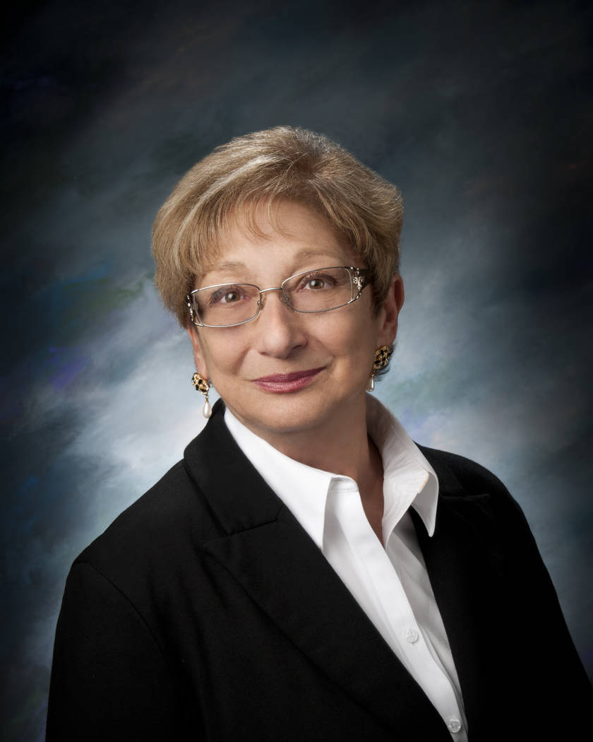 C-SUITE: Carol Chapman, president, Foundation Assisting Seniors
