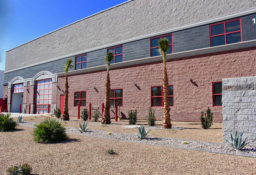 Hirschi Masonry, a masonry contractor based in Southern Nevada, has announced the completion of work at Firetrucks Unlimited at 1178 Center Point Drive in Henderson.