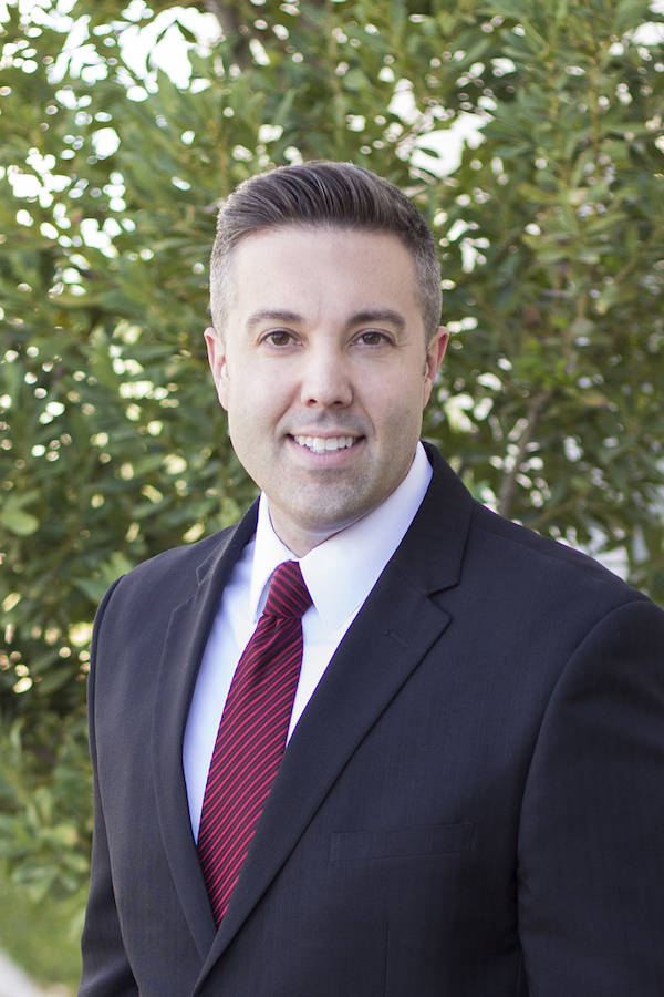 Robert Arnal, vice president, branch manager, Downtown Summerlin branch, Nevada State Bank