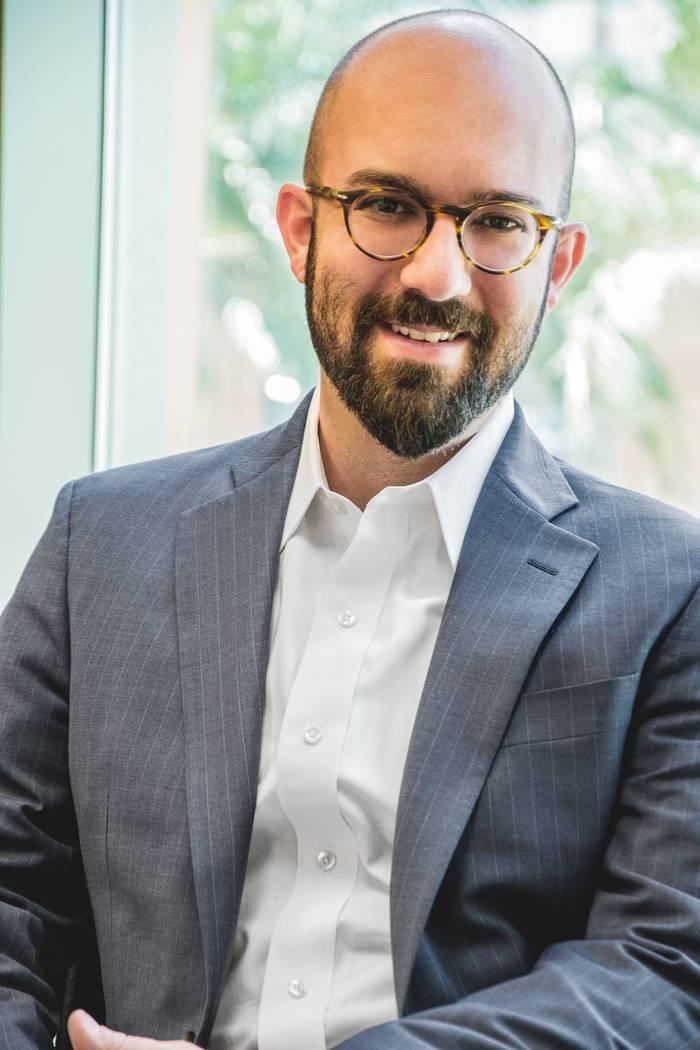 Michael Vannozzi, executive director, Downtown Vegas Alliance