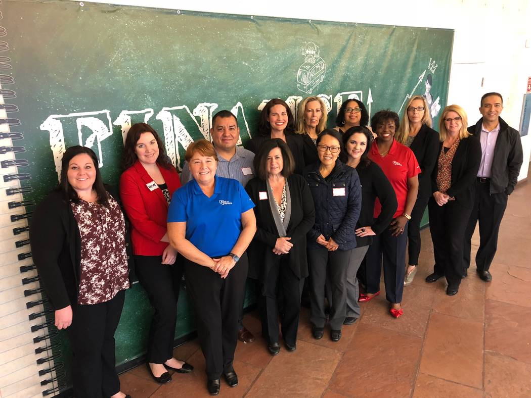 Bank of Nevada supports Junior Achievement of Southern Nevada's Finance Park. (Bank of Nevada)