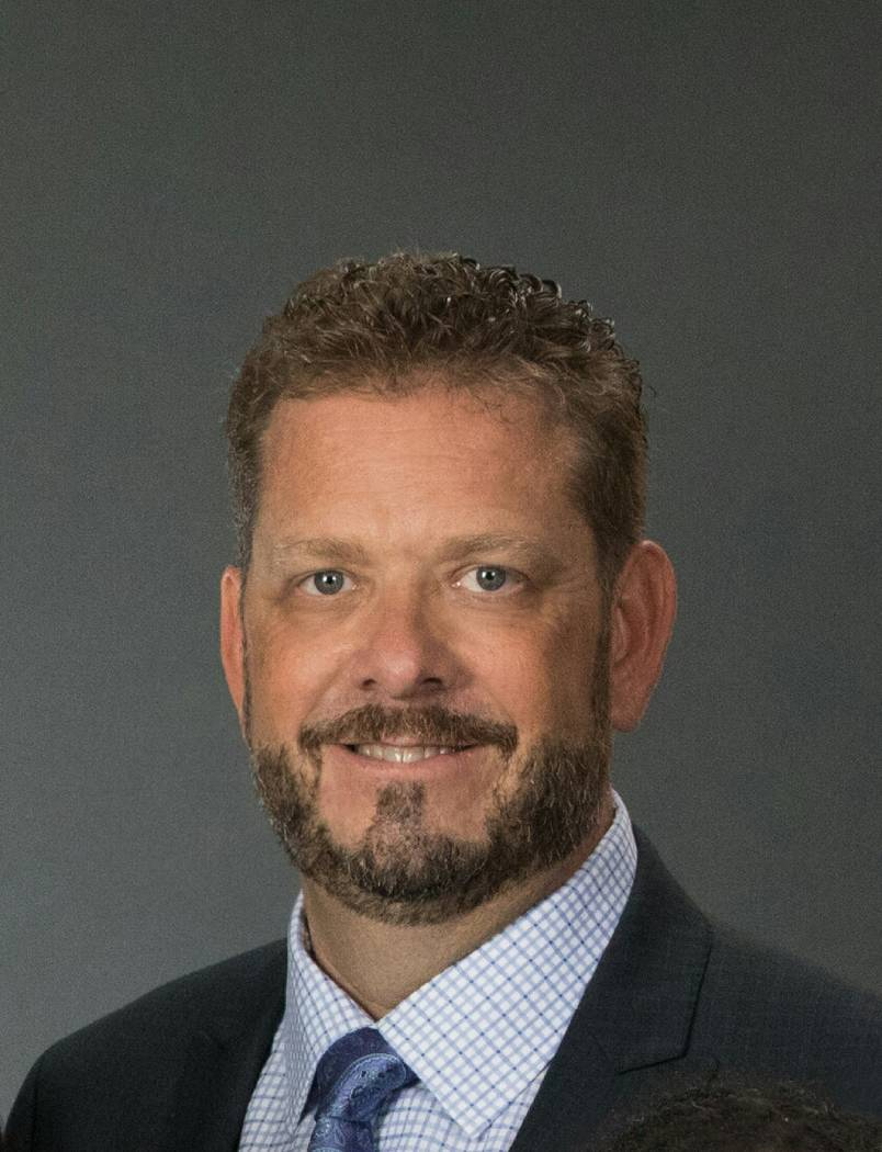 John Stoddard, COO, Goodwill of Southern Nevada