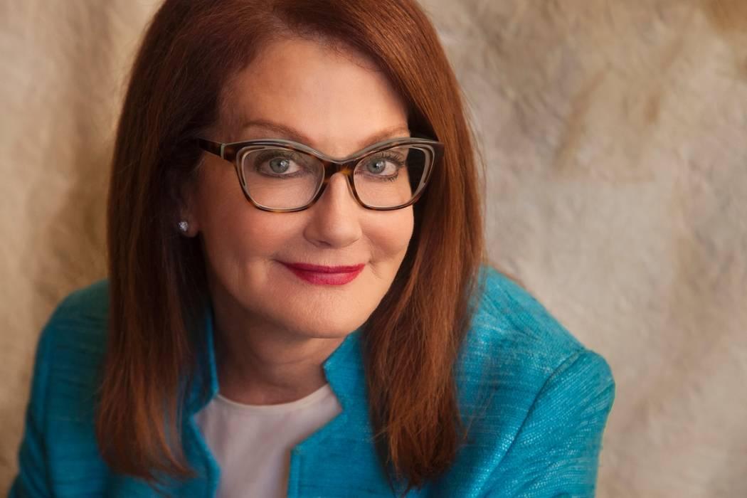 Sallie Doebler, vice president of Corporate Partnerships. Las Vegas Metro Chamber