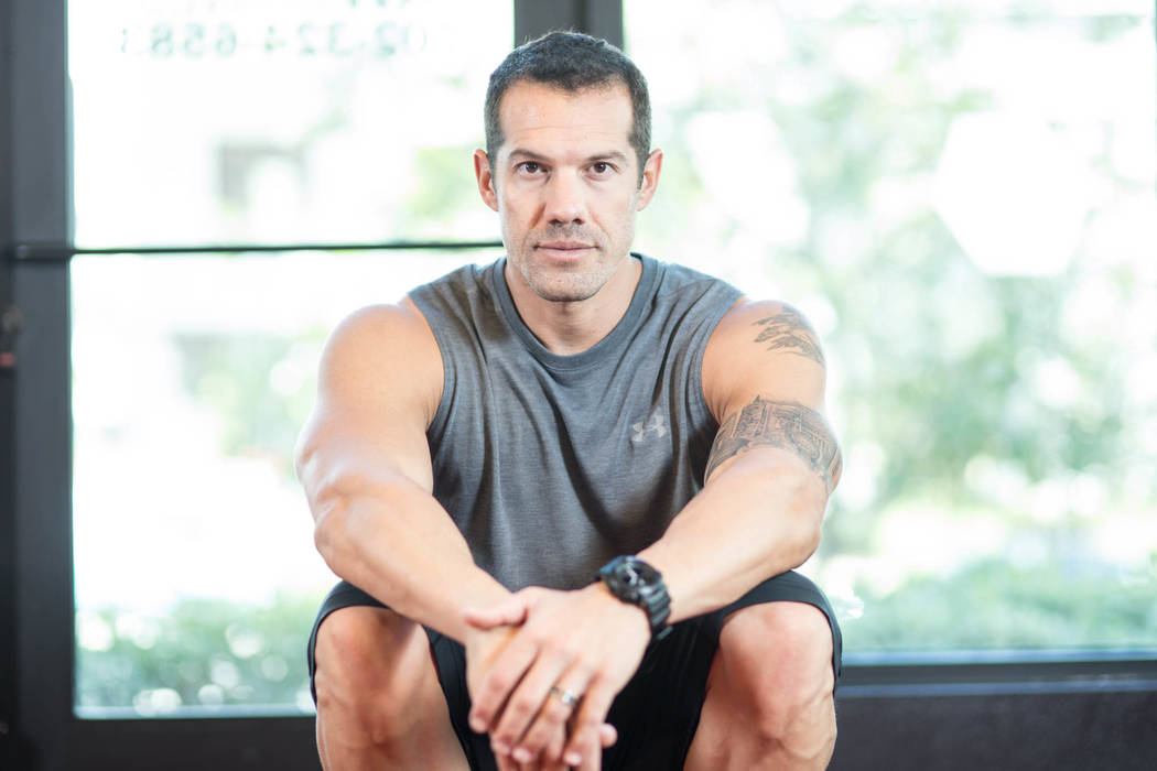 Justin Blum, CEO of Raw Fitness and APN Supplements