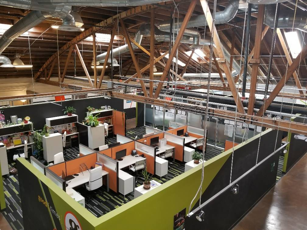 LaPour Management has announced NS8, an online abuse, fraud, and user experience protection platform, has executed a five-year lease of 12,890 square feet in the Holsum Design Center (Lofts) in do ...