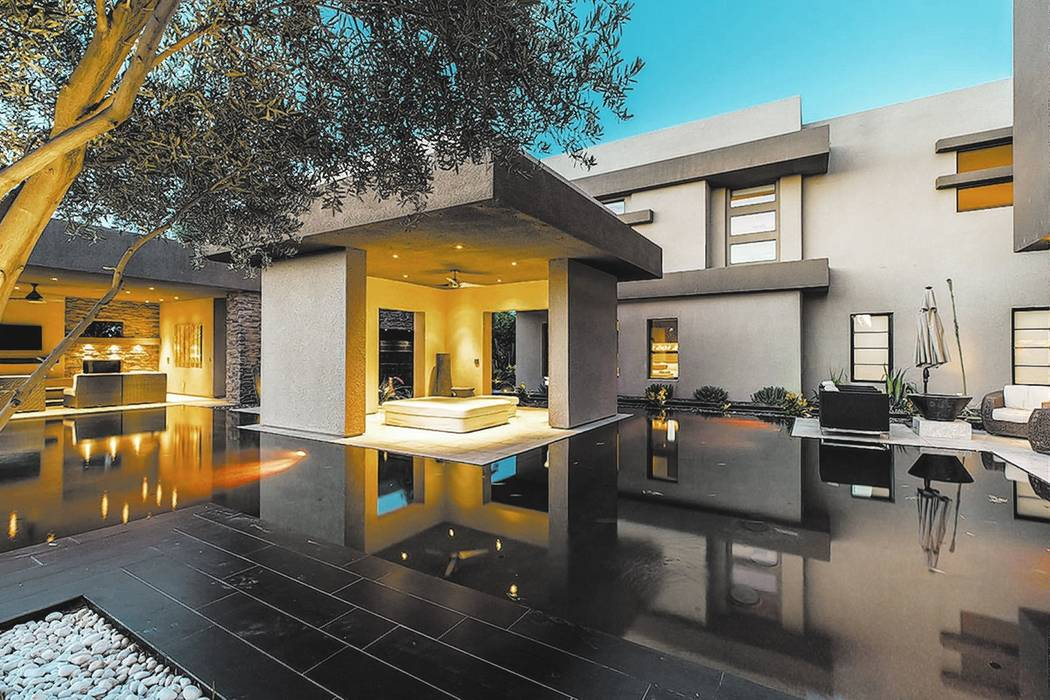 Shapiro & Sher Group California entrepreneur Craig Moe has listed his 2011 Blue Heron home on 6671 Tomiyasu Lane for $3.775 million.