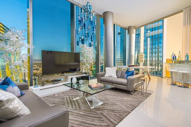 The last Veer Towers penthouse was sold in 2017 for $1.6 million.  (Veer Towers)
