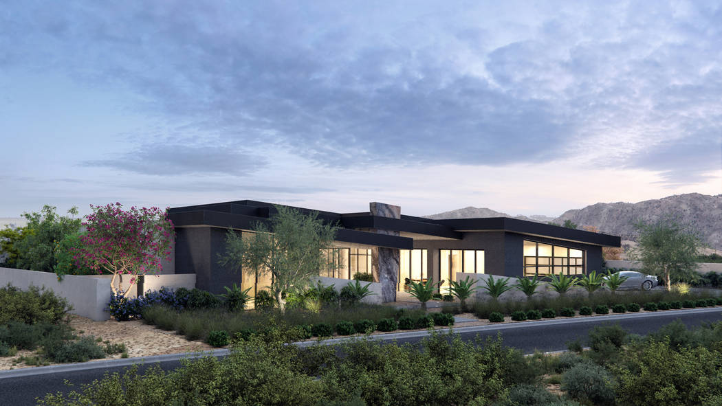 Sun West Custom Homes has been selected to build a cutting-edge, high-tech luxury home — the 2019 New American Home — in Ascaya that will be showcased at the National Association of Home Build ...