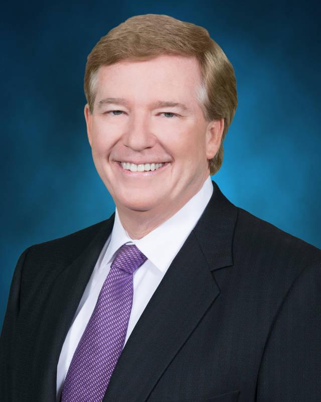 Andy Ferguson, Las Vegas Merrill Lynch financial advisor