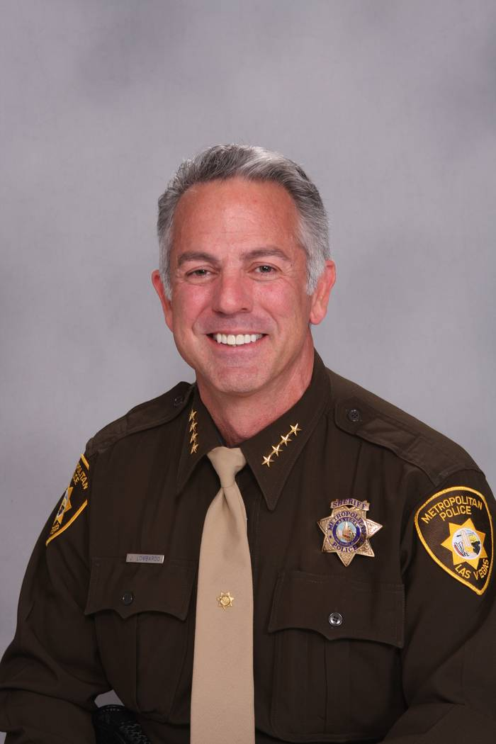 Sheriff Joseph M. Lombardo