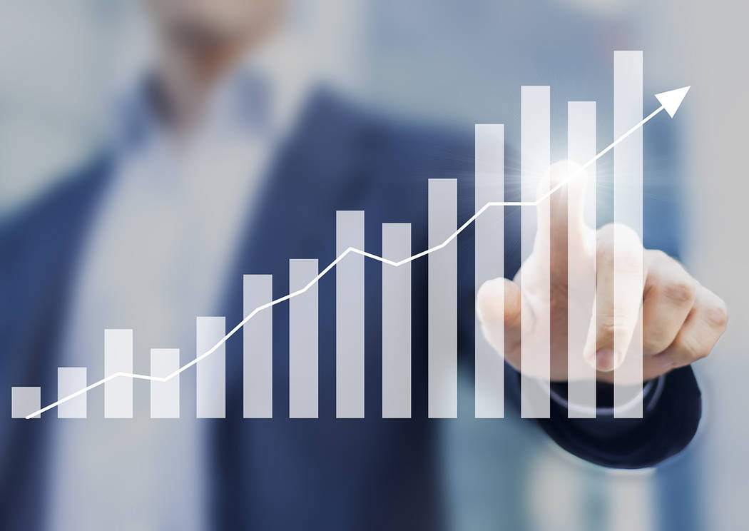 A new survey from Nevada State Bank shows nearly nine in 10 said the Nevada economy is headed in the right direction. (Thinkstock)