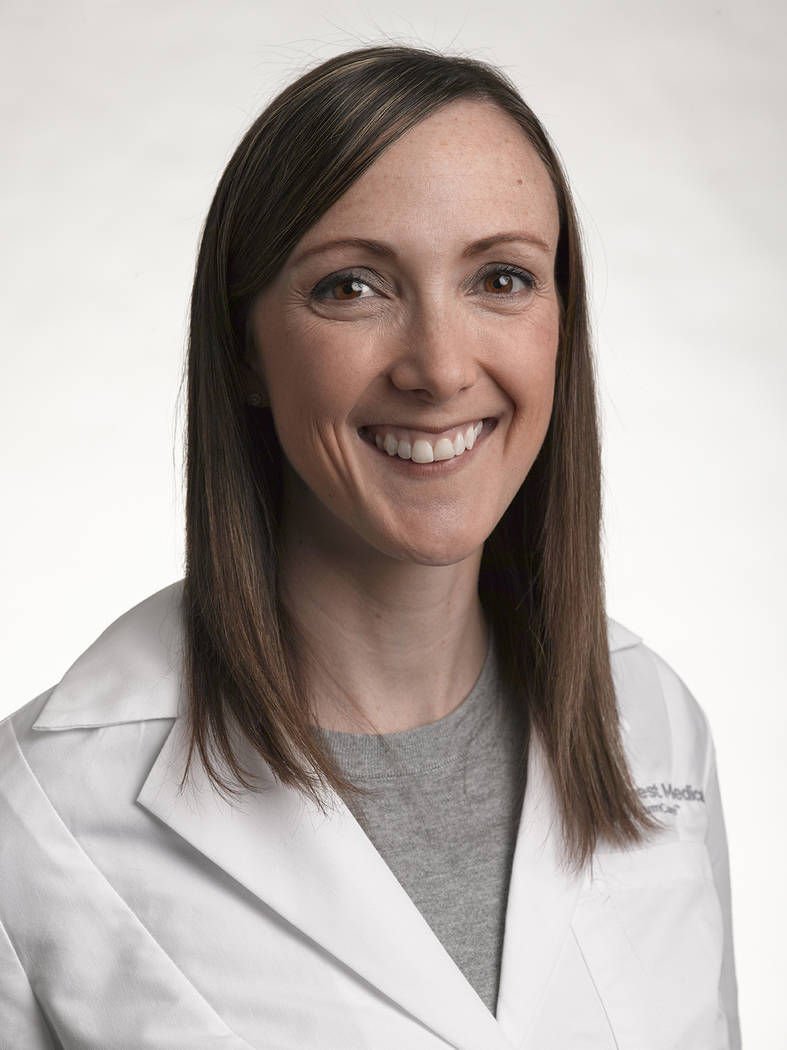 Laura Millener, APRN, Southwest Medical's Lifestyle Center