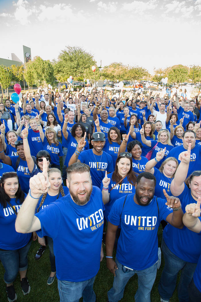 The United Way of Southern Nevada is seeking proposals to support agencies and coalitions solving community problems. (United Way of Southern Nevada)