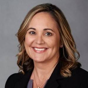 Deanna Burgess was named vice president of hotel sales at Station Casinos.