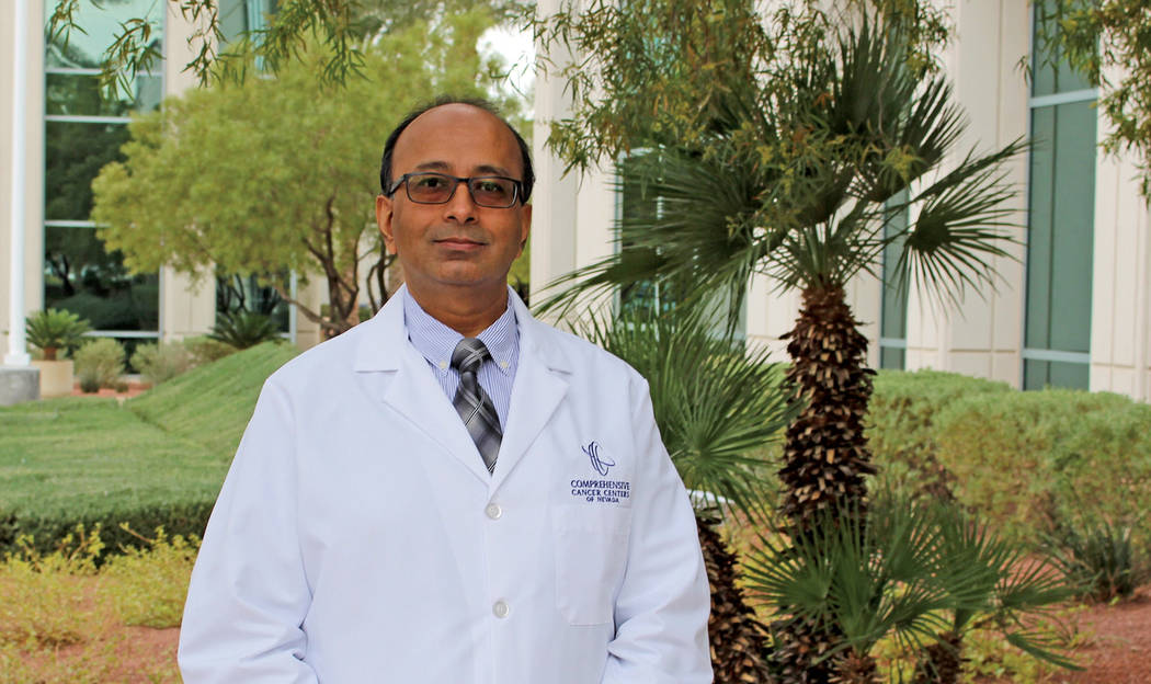 Dr. Vikas Gupta, MD, Comprehensive Cancer Centers of Nevada