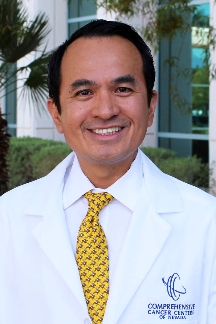 Dr. Restituto Tibayan, MD, Comprehensive Cancer Centers of Nevada