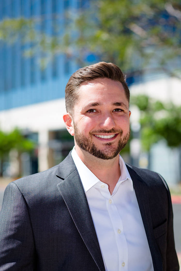Anthony Rossi, general manager of Downtown Summerlin